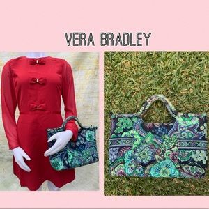 Vera Bradley Miller Travel Tote Bag,